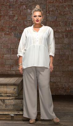 EVA collection. Женская одежда большие размеры 52-70.  // Интернет-магазин // Блузы