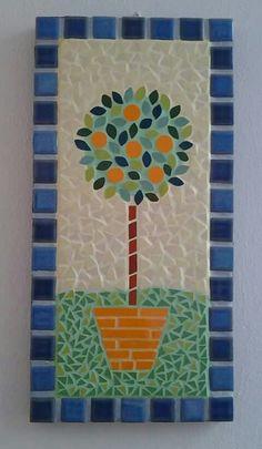 Mosaic Artwork, Mosaic Wall Art, Mosaic Flower Pots, Mosaic Garden, Stained Glass Art, Mosaic Glass, Easy Mosaic, Mosaic Stepping Stones, Mosaic Pictures
