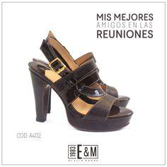 #zapatos #cuero #shoes #high #heels #ByElioMoore