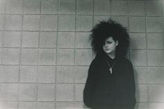 Letting the inside out | Flickr - Photo Sharing! 80s goth girl.