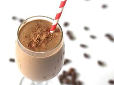 Blended avocado, chocolate, coffee, cinnamon and chili peppers go into this decadent Mexican chocolate mocha smoothie.