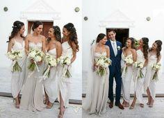 OLIVIA AND BASIL'S BREATH-TAKING SANTORINI WEDDING Wedded Wonderland