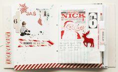 Wonderful December daily by Anna Maria
