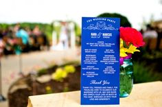 Bright Blue Tennessee Wedding at MeadowView Conference Resort