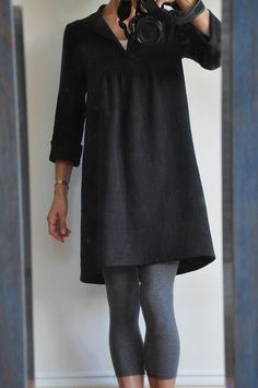 Linen and Leggings