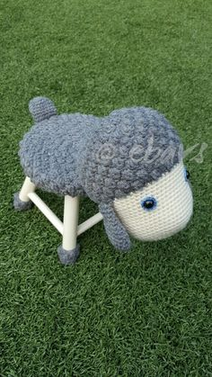 Sheep stool inspiration