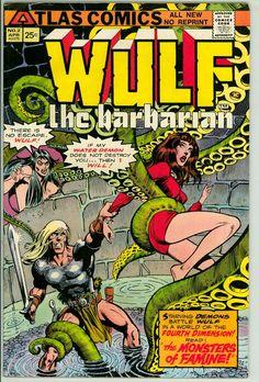 Wulf the Barbarian 2 (VG/FN 5.0)