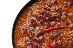 My Chili #Recipe