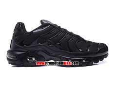 Nike Air Max Tn/Tuned Requin 2016 Chaussures Nike Basketball Pas Cher Pour Homme Noir 604133-803