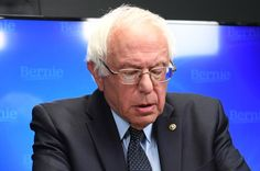 New York delegates for Bernie Sanders erupted in protest at a Democratic Party meeting Tuesday, saying they were denied a voice in the selection of the