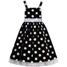 Is that special little girl in your life having a birthday? If you are looking for a special polka dotted dress for her then welcome!    Here you...