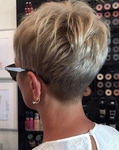 Haircuts For Fine Hair, Short Pixie Haircuts, Cute Hairstyles For Short Hair, Short Hair Styles, Thin Hairstyles, Pixie Haircut Styles, Pixie Haircut Fine Hair, Hairstyles 2016, Fine Hair Pixie Cut