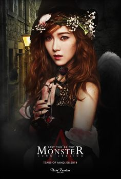 SNSD Jessica by Pluto Parallax