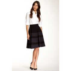 Amanda & Chelsea Novelty Circle Skirt