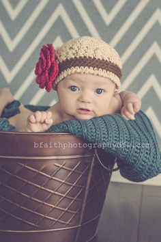 Crochet Pattern for Avery Beanie - 6 sizes baby to large adult - Welcome to sell finished items