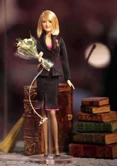 A Barbie doll by Mattel based on Swedish Crown Princess Victoria is shown at the International Toy Fair in Nuremberg, Germany, 04 February 2010. From 04 to 09 ...