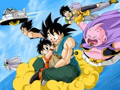 14.- Anime that never gets old no matter how many times you´ve rewatched it Dragon Ball :) it doesnt matter if it is the original, Z or GT (Kai doesnt count for me)