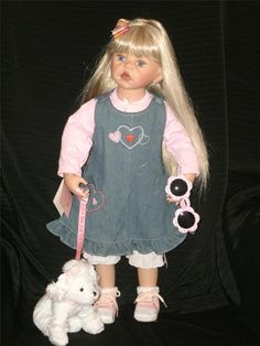 US $124.99 Used in Dolls & Bears, Dolls, By Brand, Company, Character