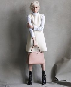 Michelle Williams for Louis Vuitton: A New Campaign