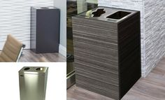 Our Top #Recycling Bins For Small Spaces #workplace #susty