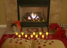 romantic night at home ideas for her - Google Search | Momma\'s Wish ...