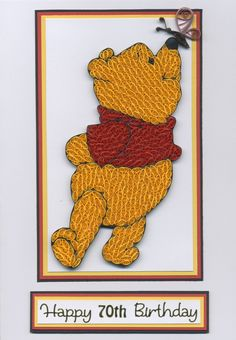 quilling cartoon characters - Google Search