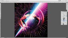 Create dynamic art using glows and lighting effects - Digital Arts