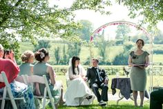 The Best of Both Worlds – Damian and Donna's Millhouse Wedding by David McClelland