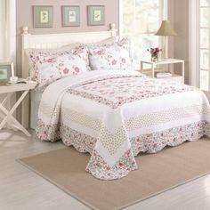 Better Homes and Gardens Fryda Bedspread, Multicolor