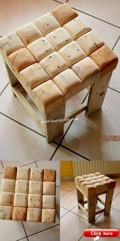 More inte 2019 Lovely Pallets Stool wooden furniture. More inte The post Lovely Pallets Stool wooden furniture. More inte 2019 appeared first on Furniture ideas.