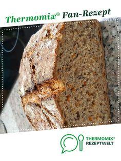 Möhren-Dinkelbrot im TPC Zaubermeister von buchamet. Ein Thermomix ® Rezept aus der Kategorie Brot & Brötchen auf www.rezeptwelt.de, der Thermomix ® Community.