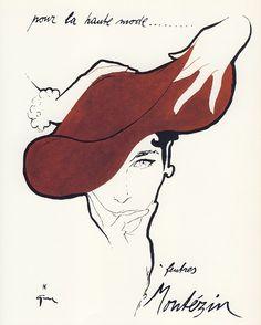 Le chapeau... #touchofchic #lavalleevillage