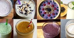 A smoothie is a convenient meal or snack option anytime — just throw your ingredients in a blender, pour into a glass, and enjoy. Even better: the ingredient possibilities for shakes and smoothies are endless. We should know; we're always in the