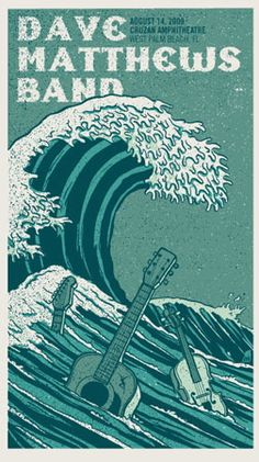 beach concert poster - Google Search