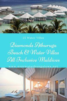 Maldives Water Villa, Overwater Bungalows, Resort Villa, Island Nations, All Inclusive Resorts, Beach, Outdoor Decor, The Beach, Beaches