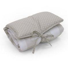 #bebe Cambrass Bebe – Cambiador almohada, color gris