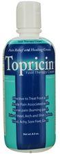 Buy Topical BioMedics - Topricin Anti-Inflammatory Pain Relief and Healing Cream - 4 oz. at LuckyVitamin.com
