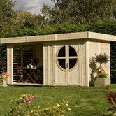Found it at Wayfair.co.uk - Connor 16 Ft. W x 8 Ft. D Wooden Log Cabin