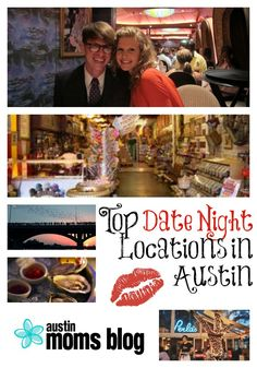 April shares some of her favorite date night locations in Austin, Texas and how important dating is when you have kids