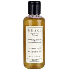 Khadi Ayurvedic Hair Growth Vitalising Hair Oil