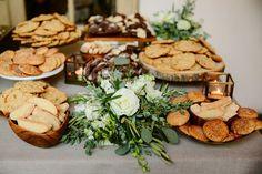 Bread Bar | Classic California Real Wedding