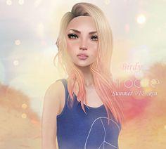 .Birdy. Brooke Skin - Summer VIP | Flickr - Photo Sharing!