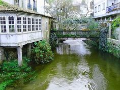 Caldas de Reyes, Galicia a small thermal town with a lot of natural hot water pools. Natural Park, Adventure Is Out There, Timeline Photos, Bed And Breakfast, Madrid, Beautiful Pictures, Spain, Landscape, Architecture
