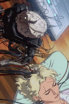 Cyberpunk is the only punk Old Anime, Manga Anime, Anime Art, Cyberpunk Kunst, Character Art, Character Design, Ex Machina, Illustration, Animation