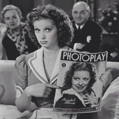 This is the cutest pic of Lucille Ball...look at that beautiful pouty face :)