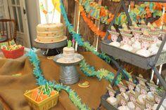First Fiesta. Birthday . Dessert Table . Nashville . Finnie Nash