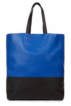 Primark SS14 collection cobalt bag