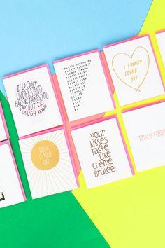 ashkahn greeting cards | designlovefest