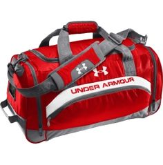 Under Armour Protect This House Victory Medium Duffle Bag available at Dick's Sporting Goods