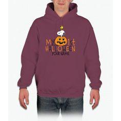 Snoopy - My First Halloween Infant Hooded Sweatshirt